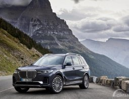Review BMW X7 2019