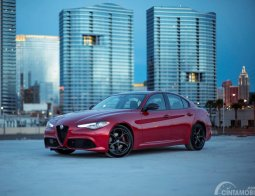 Review Alfa Romeo Giulia 2019