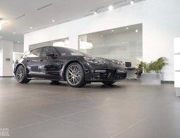 Review Porsche Panamera 4S Sport Turismo 2018