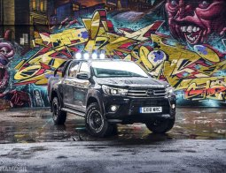 Review Toyota Hilux Invincible 50 2018 Indonesia