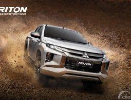 Review Mitsubishi Triton 2019