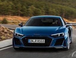 Review Audi R8 2019