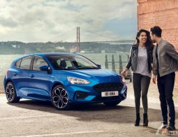 Review Ford Focus 2019