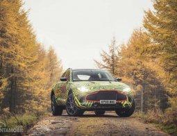 Review Aston Martin DBX Concept 2019