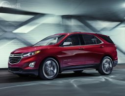 Review Chevrolet Equinox 2019