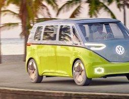 Review Volkswagen ID Buzz 2017
