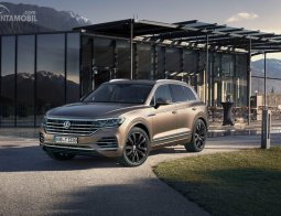 Review Volkswagen Touareg 2019