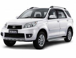 Review Daihatsu Terios TX 2006: Rekomendasi SUV 7-Seaters Di Harga Rp. 100 Jutaan