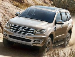 Review Ford Everest 2019