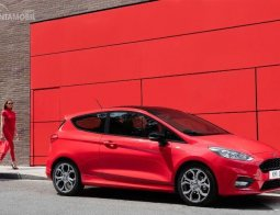 Review Ford Fiesta 2019