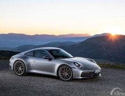 Review Porsche 911 2019