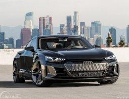 Review Audi e-tron GT 2019