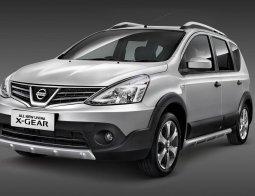 Review Nissan Grand Livina X-Gear 2013