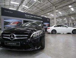 Review Mercedes-Benz C 200 EQ Boost Avantgarde Line 2019