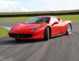 Review Ferrari 458 Italia 2010