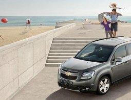 Review Chevrolet Orlando 2014: Terlupakan Di Antara Kawanannya