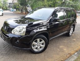 Review Nissan X-Trail 2008