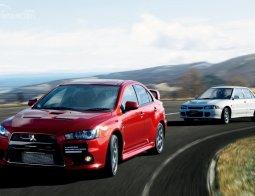 Review Mitsubishi Lancer Evolution X 2008