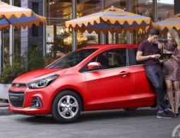 Review Chevrolet Spark 2017: Mungil, Lincah Dan Mengasyikkan