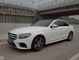 Review Mercedes-Benz E 300 AMG Line 2018