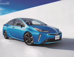 Review Toyota Prius 2019