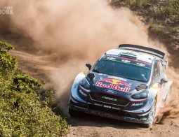 Review Ford Fiesta WRC 2018
