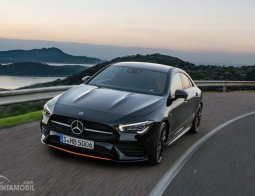 Review Mercedes-Benz CLA-Class 2019: A-Class yang Lebih Sporty dan Berteknologi