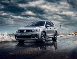 Review Volkswagen Tiguan Allspace 2019