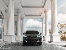 Review Lexus LX 570 Sport 2019