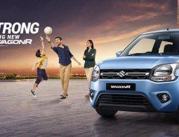 Review Suzuki Wagon R 2019