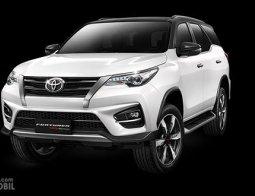 Review Toyota Fortuner TRD Sportivo Thailand Spec 2019