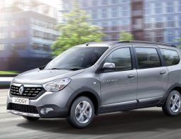 Review Renault Lodgy 2015
