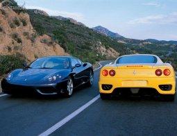 Review Ferrari 360 Modena 1999