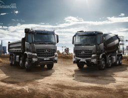 Review Mercedes-Benz Arocs 2018