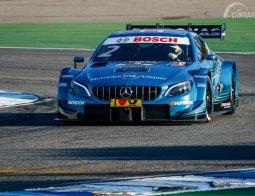 Review Mercedes-AMG C 63 DTM 2018