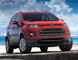 Review Ford EcoSport 2014