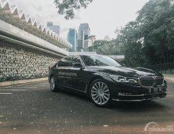 Review BMW 740Li 2018