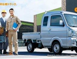 Review Suzuki Super Carry Pick-Up 2013:  Pekerja Yang Canggih