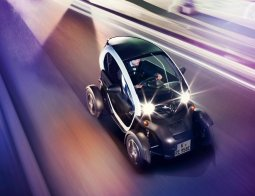 Review Renault Twizy 2019