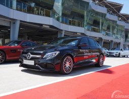 Review Mercedes-AMG C63 S 2017