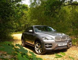 Review BMW X6 2008