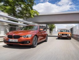 Review BMW 320i Sport Shadow 2019