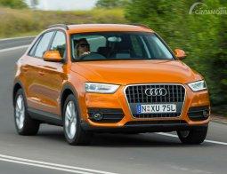 Review Audi Q3 1.4 TFSI 2014: SUV Murah Dari Audi