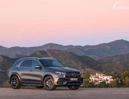 Review Mercedes-AMG GLE 53 4Matic+ 2019: Crossover Stylist Bertenaga Lebih