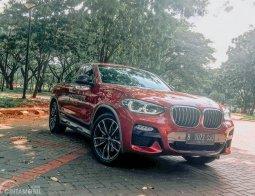 Review BMW X4 xDrive30i M Sport X 2019