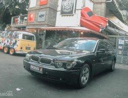 Review BMW 735Li 2002