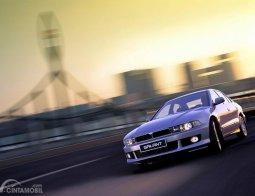 Review Mitsubishi Galant 1998