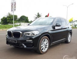 Review BMW X3 sDrive20i 2019