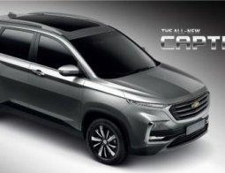 Review All New Chevrolet Captiva 2019