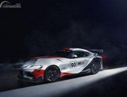 Review Toyota GR Supra GT4 Concept 2019
